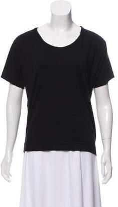 Mhl By Margaret Howell Linen blend Short Sleeve Top