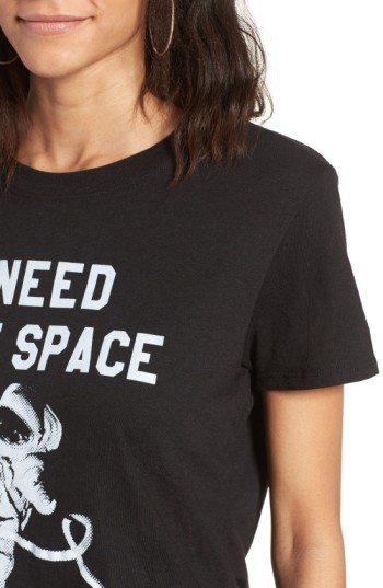 Women's Sub_Urban Riot I Need More Space Graphic Tee 4