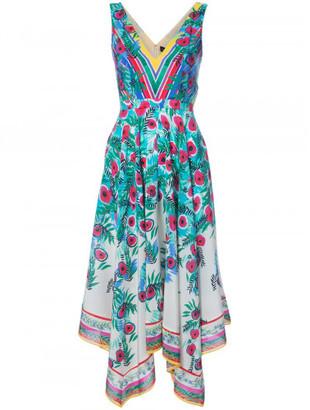 Saloni ZURI DRESS $675 thestylecure.com