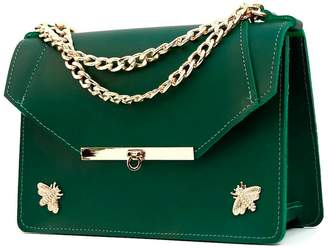 Angela Valentine Handbags - Gavi Shoulder Bag in Emerald Green
