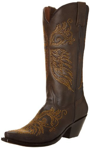Stetson Women's Crystal Cowgirl Boot