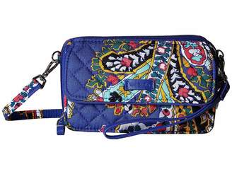 Vera Bradley Iconic RFID All-In-One Crossbody