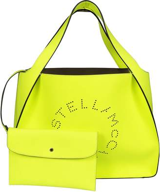 Stella McCartney Alter Perforated Tote