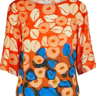Dries Van Noten Printed blouse