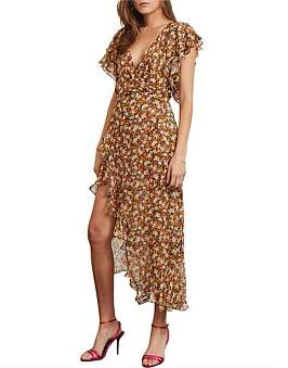 Bec & Bridge Stevie Wrap Dress