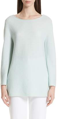 St. John Links Cashmere Sweater