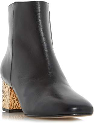 Dune LADIES OXBOW - Metal Heel Ankle Boot