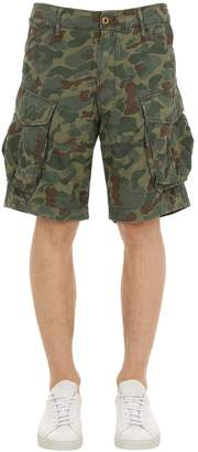 G Star ROVIC RELAXED RIPSTOP CARGO SHORTS