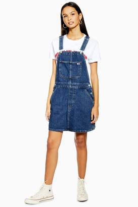 c838f3a0d Tommy Hilfiger Womens Dungarees By Tommy Jeans - Blue