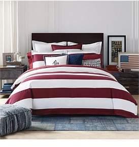 Tommy Hilfiger Cabana Stripe Quilt Cover Set King Bed