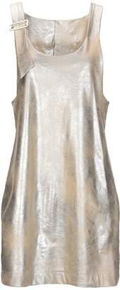 Kaos JEANS Short dresses - Item 34914698NQ