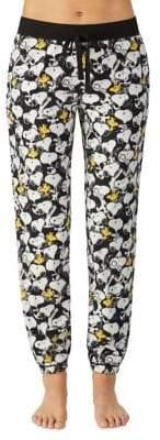 Peanuts Printed Pajama Pants