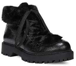 Sam Edelman Classic Faux Fur Boots