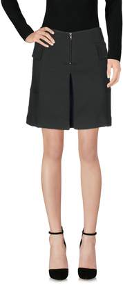 Hache Knee length skirts