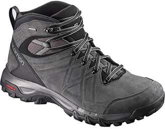 Salomon Men''s Evasion 2 Mid LTR GTX Hiking and Multifunction Shoe