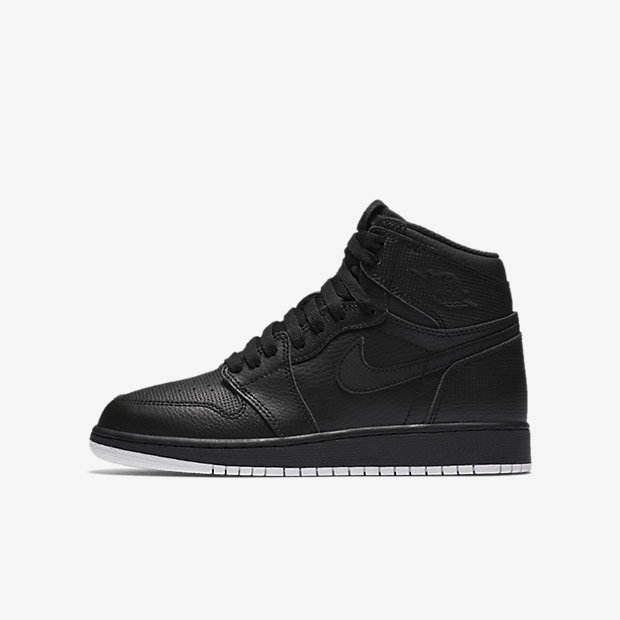 Air Jordan 1 Retro High OG Big Kids' Shoe