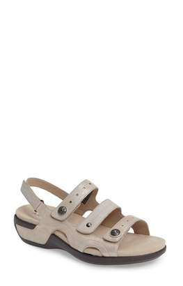 Aravon PC Wedge Sandal