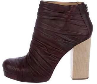 VPL Platform Ankle Boots