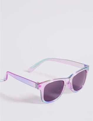 Marks and Spencer Smaller Frame Colour Block Sunglasses