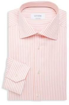 Eton Contemporary-Fit Stripe Dress Shirt