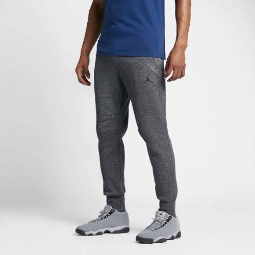 Jordan Icon Fleece Cuffed Men's Sweatpants 809472-010