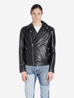 Calvin Klein Leather Jackets