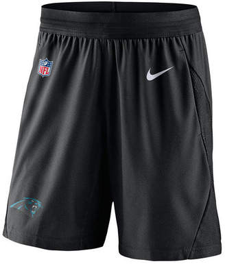 Nike Men's Carolina Panthers Fly Knit Shorts