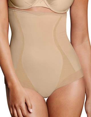 Maidenform Firm Foundations High-Waist Briefs
