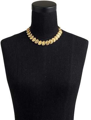 J.Crew Seashell collar necklace