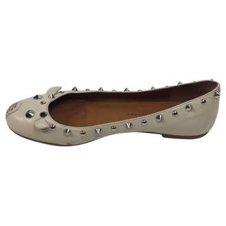 Marc Jacobs Leather Flats