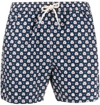 Piggy printed swim shorts