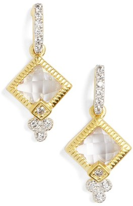 Women's Freida Rothman Visionary Fusion Small Drop Earrings $95 thestylecure.com