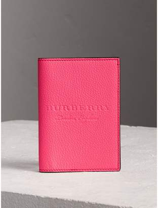 Leather Passport Case - Dream of pink flamingos by VIDA VIDA JFG5LLcCRC