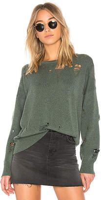 LnA Carlton Distressed Sweater