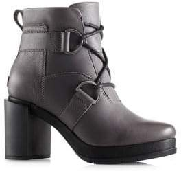 Sorel Women's Margo Lace-Up Leather Booties