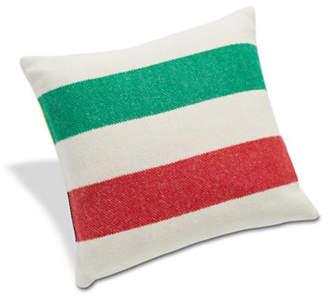 HBC Hudson'S Bay Company Blanket Cushion Horizontal