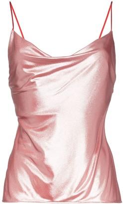 Galvan Mars cowl neck camisole