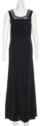 Jenni Kayne Silk Maxi Dress w/ Tags