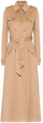 Gabriela Hearst Cassat cashmere trench coat