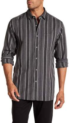 Tommy Bahama Heather Or Not Striped Original Fit Shirt