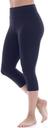 Bally Women's Total Fitness Slimming Capri Leggings