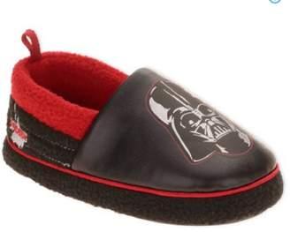 Star Wars Lucasfilm Ltd Darth Vader Boy's Slippers A-Line Slippers