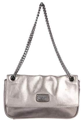 a3671a04fcb8 MICHAEL Michael Kors Leather Wallet on Chain