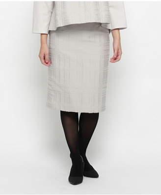 modify (モディファイ) - Modify リングチェックタイトスカート ワールドオンラインストアセレクト スカート