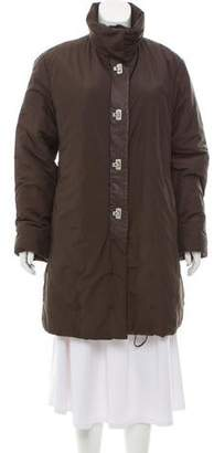 Allegri Puffer Knee-Length Coat