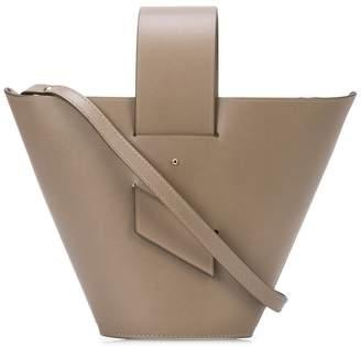Carolina Santo Domingo Amphora mini leather tote