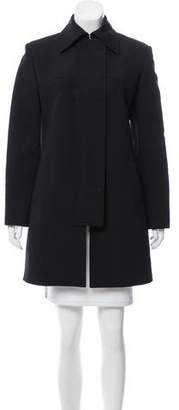 Gucci Knee-Length Structured Coat
