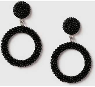 Dorothy Perkins Womens Seed Bead Drop Earrings