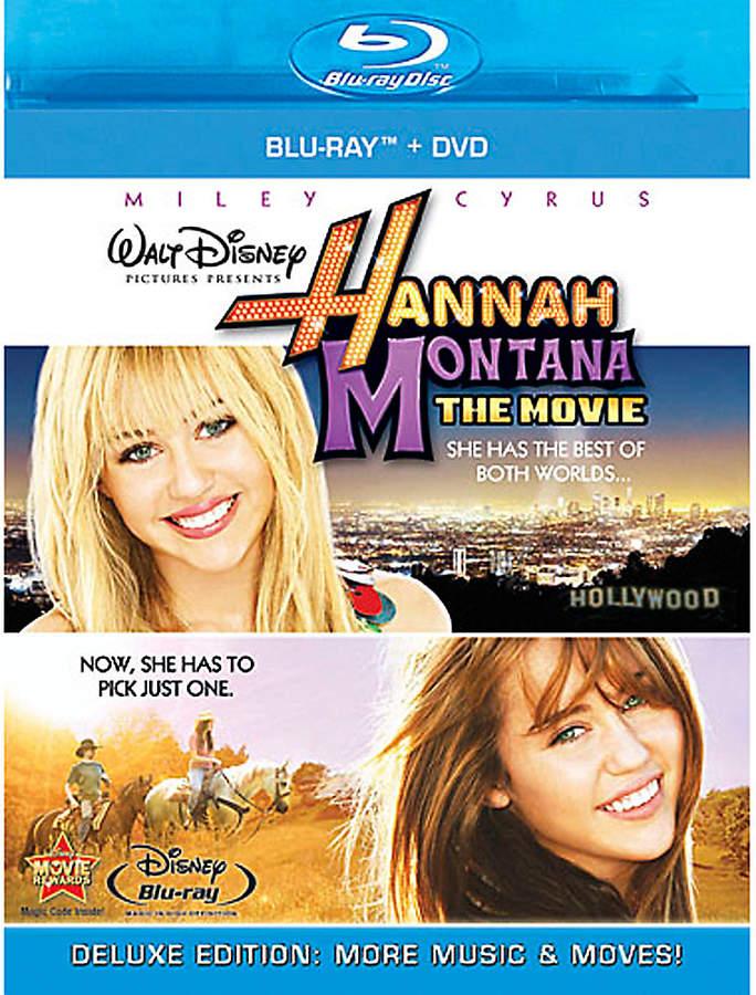 Disney Hannah Montana: The Movie - Blu-ray + DVD Combo Pack