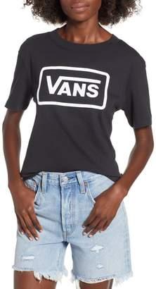 Vans Boom Boom Boxy Tee